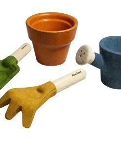Plan toys Set Jardinage bois jeu