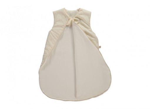 cocoon sleeping bag sweet dots 0 6 nobodinoz gigoteuse printemps automne bebe bio eco 1