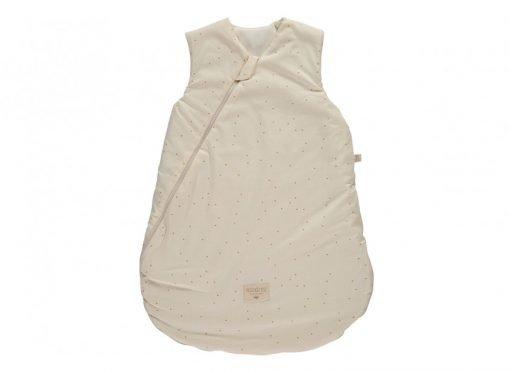 cocoon sleeping bag sweet dots 0 6 nobodinoz gigoteuse printemps automne bebe bio eco