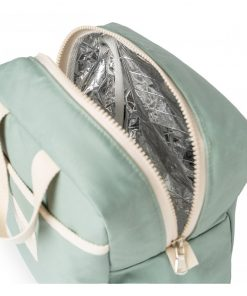 insulated lunch bag sunshine cinnamon nobodinoz sav gouter vert bio coton naturel isotherme mylittledream 2