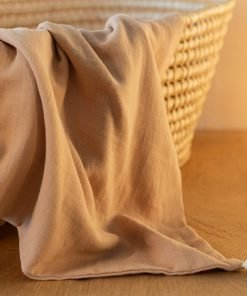 treasure summer blanket nude nobodinoz 2 ete couverture bebe bio coton naturel 1